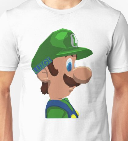 Mario's Brother Unisex T-Shirt