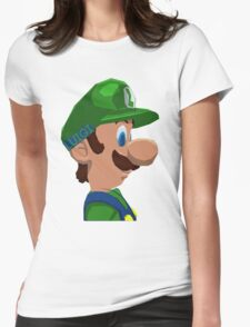 Mario's Brother Womens T-Shirt