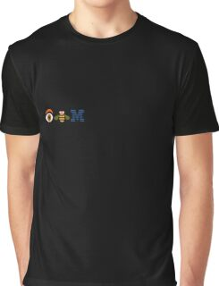 IBM - Eye Bee M Graphic T-Shirt
