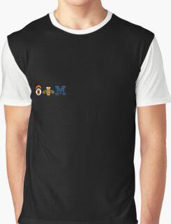 IBM - Eye Bee M Graphic T-Shirt