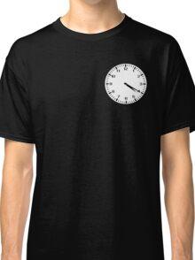 Clock at 4:20 - Marijuana Classic T-Shirt