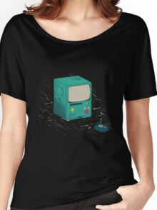 old console Women's Relaxed Fit T-Shirt