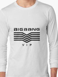 bigbang vip Long Sleeve T-Shirt