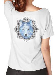 Winnie Blue  Women's Relaxed Fit T-Shirt