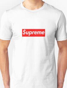 $upreme (Supreme Logo Spoof) Unisex T-Shirt