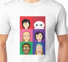 Big Hero Bunch Unisex T-Shirt