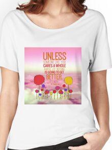 Unless Cloud Women's Relaxed Fit T-Shirt