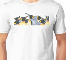 King Penguin Panel Unisex T-Shirt