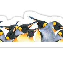 King Penguin Panel Sticker