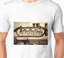 Metropolitain Unisex T-Shirt