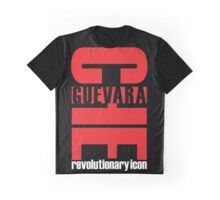 """Che Guevara: Revolutionary Icon"" Graphic T-Shirt"