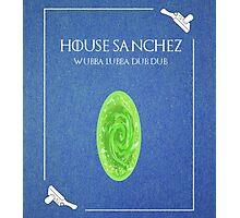House Sanchez Photographic Print