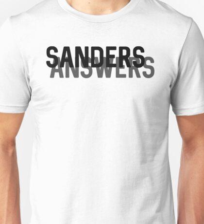 Sanders/Answers Unisex T-Shirt