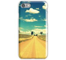 Dirty Back Road iPhone Case/Skin
