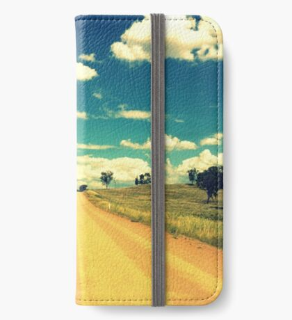 Dirty Back Road iPhone Wallet/Case/Skin