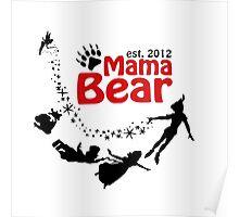 Mama Bear Peter Pan Poster