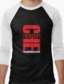 """Che Guevara: Revolutionary Icon"" Men's Baseball ¾ T-Shirt"