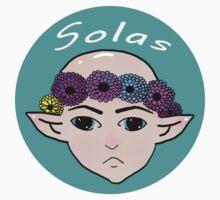 Solas - Fade Mage Baby Tee