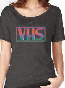 Summer Nostalgia VHS  Women's Relaxed Fit T-Shirt