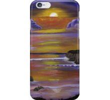 Purple Moods iPhone Case/Skin