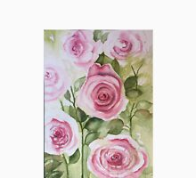 Dreamy Pink Roses T-Shirt