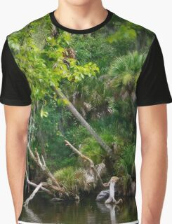 Swampland Graphic T-Shirt