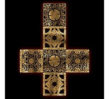 Lament Configuration Cross Photographic Print