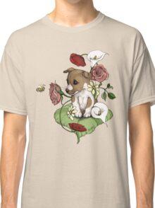 Puppy Bouquet Classic T-Shirt
