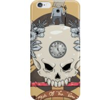 outdie skull iPhone Case/Skin