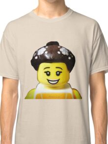 The Ballerina has come to Aaron's Lego Classic T-Shirt