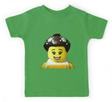 The Ballerina has come to Aaron's Lego Kids Tee
