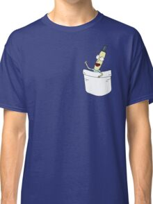 Mr. PoopyButthole Pocket Tee - Rick and Morty Classic T-Shirt