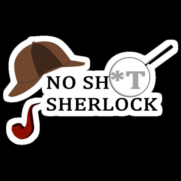 No Sh*t Sherlock by Nicholas Averre