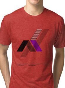 Paralellogram // Tri-blend T-Shirt