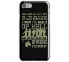 Brotherhood T-shirts and more iPhone Case/Skin