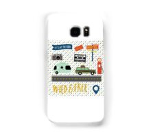 Let's Hit The Road Samsung Galaxy Case/Skin
