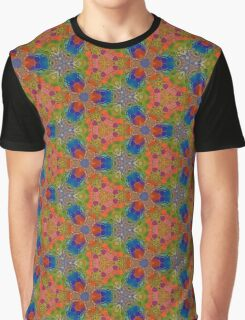 Air Bubbles Pattern Graphic T-Shirt