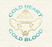 TIGRRIIS - Cold Blood [Blue + Gold] Pullover