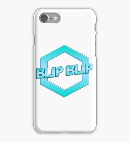 Blip Blip - Super Smash Bros. iPhone Case/Skin