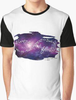 we were infinite Graphic T-Shirt