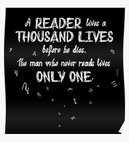 A Thousand Lives Poster