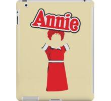 Annie iPad Case/Skin
