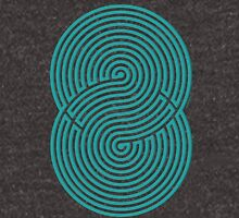 Brain game: Labyrinth - Laberinto Unisex T-Shirt