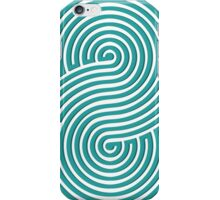 Brain game: Labyrinth - Laberinto iPhone Case/Skin