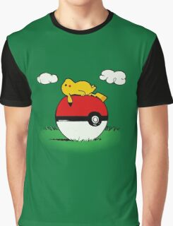 poke house Graphic T-Shirt