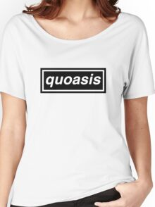 Quoasis Women's Relaxed Fit T-Shirt