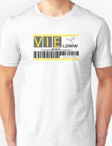 Destination Vienna Airport Unisex T-Shirt