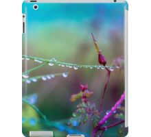Water drops iPad Case/Skin