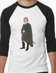 Jamie Fraser II - Outlander Men's Baseball ¾ T-Shirt
