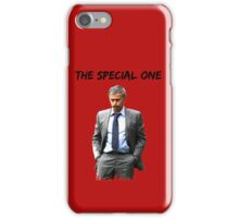 Jose Mourinho The Special one  (Red T-shirt, Phone Case & more) iPhone Case/Skin
